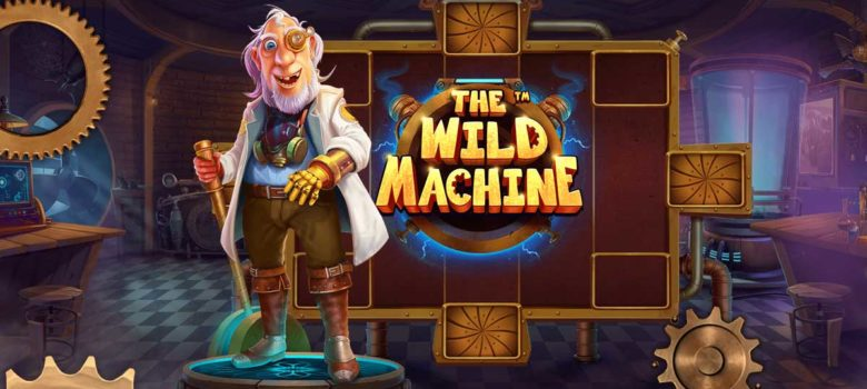 the wild machine slot pp