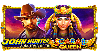 john hunter and the tomb of scarab queen slot